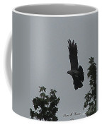 Mississippi Kite In Flight Coffee Mug
