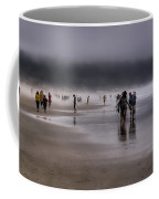 Misty Beach Coffee Mug
