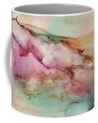Misty Mountains To The Sea Coffee Mug