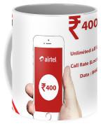 Mobile Recharge Online  Online Bill Payment  10digi Coffee Mug