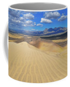 Mojave Kelso Dunes Landscape Coffee Mug