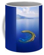 Molokini Aerial Coffee Mug