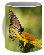 Monarch Butterfly Coffee Mug