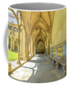 Monastery Of Santa Cruz Coffee Mug
