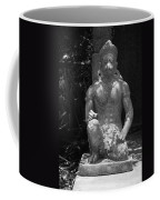 Monkey In Black And White Coffee Mug
