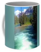 Montana River Coffee Mug