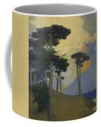Monterey Cypress Coffee Mug
