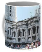Montmarte Paris Art On The Street Coffee Mug