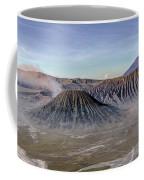 morning light Mount Bromo - Java Coffee Mug