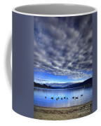 Morning Light On Okanagan Lake Coffee Mug