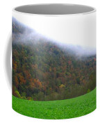 Morning Mountain Mist Coffee Mug