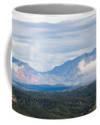 Mosquito Range Mountains In Storm Clouds Coffee Mug