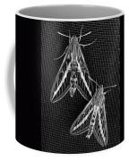 Moths Coffee Mug
