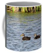 Mottled Ducks Coffee Mug