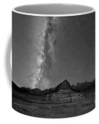 Moulton Barn Milky Way  Coffee Mug