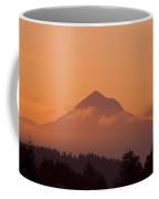 Mount Hood, Oregon, Usa Coffee Mug