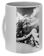 Mountain Snow 2 Coffee Mug