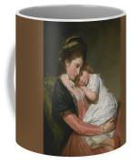 Mrs Johnstone And Her Son Coffee Mug