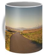Mt Hood Sunset Coffee Mug