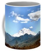 Mt Rainier Washington Coffee Mug