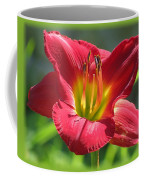Scarlet Bloom Coffee Mug