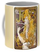 Mucha: Cigarette Papers Coffee Mug