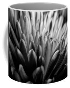 Monochrome Flower Series - Mumz The Word Coffee Mug