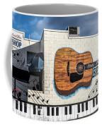 Mural - Downtown Bristol Tennessee/virginia Coffee Mug