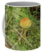 Mushroom And Moss Coffee Mug
