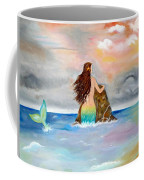 Mysteen The Mystical Queen Of The Sea Coffee Mug