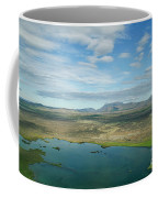 Beautiful Myvatn, Iceland Coffee Mug