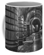 Napa Valley Wine Cellar Coffee Mug