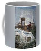 Nast: Santa Claus Coffee Mug by Granger