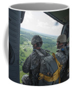 National Guard Special Forces Await Coffee Mug