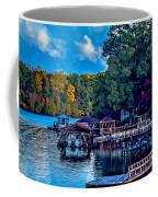 Nature Landscapes Around Lake Wylie South Carolina Coffee Mug