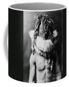 Navajo Mask, C1905 Coffee Mug