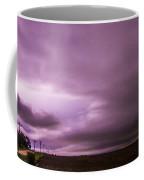 Nebraska Night Thunderstorms 009 Coffee Mug