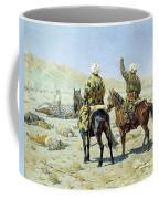 negotiators Surrender - Go to hell 1873 Vasily Vereshchagin Coffee Mug