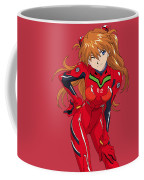 Neon Genesis Evangelion Coffee Mug