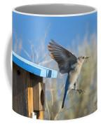 Leaving The House Coffee Mug