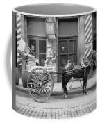 New Orleans: Milk Cart Coffee Mug