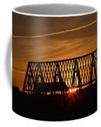 New Roof At Sunset Coffee Mug