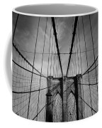 New York City - Brooklyn Bridge Coffee Mug