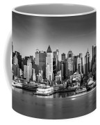 New York City Panorama Coffee Mug