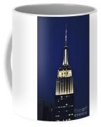 New York Empire State Building Coffee Mug