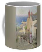 Newlyn From The Bottom Of Adit Lane Coffee Mug