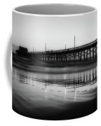 Newport Beach Pier At Sunrise Coffee Mug