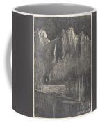 Night In The Yosemite Coffee Mug
