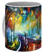 Night Park Coffee Mug