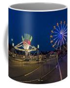 Night Riding 2 Coffee Mug